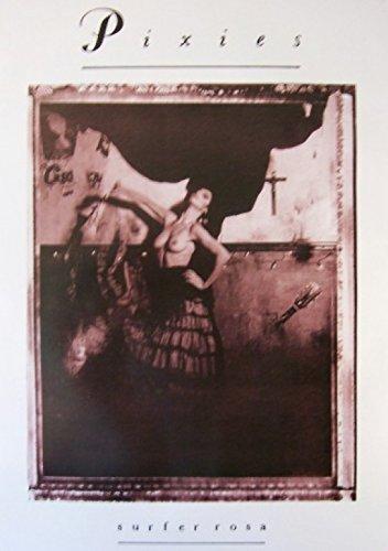 Pixies/Surfer Rosa Poster Drucken (60,96 x 91,44 cm)