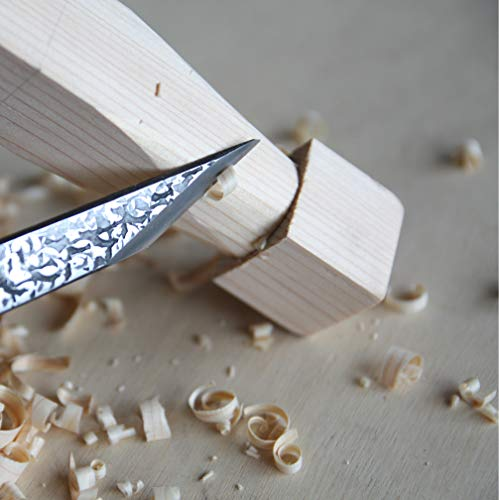 KAKURI Japanese Kiridashi Carving Knife