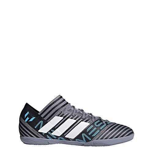 Adidas Nemeziz Messi Tango 17.3 In, Zapatillas de fútbol Sala para Hombre, Gris (Gris/Ftwbla/Negbas 000), 39 1/3 EU