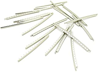 Set 24pcs Frets for Strat Guitar Copper Fret Wire Fingerboard 2.2mm