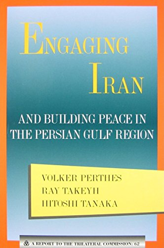 Engaging Iran and Building Peace in teh Persian Gulf Region (Triangle Papers)の詳細を見る