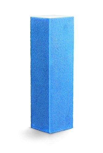 5X Tampon Bloc de ponçage - 03 Bleu - Qualité Professionnelle Made in Eu