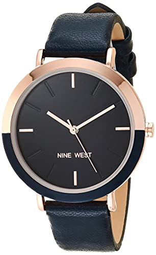Nine West Reloj de correa para mujer