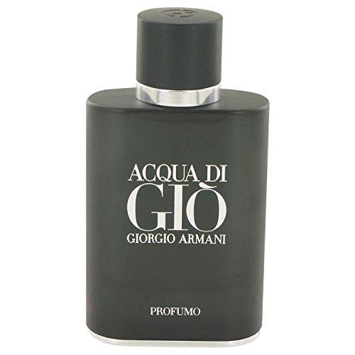 Acqua Di Gio Profumo by Giorgio Armani Eau De Parfum Spray (Tester) 2.5 oz for Men - 100% Authentic