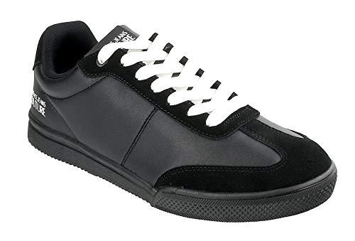 VERSACE JEANS COUTURE EOVVBSO3 Sneakers heren Zwart Lage sneakers