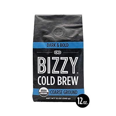 Bizzy Cold Brew Coffee - Ground Coffee from Get Bizzy Inc.