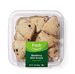 Fresh Brand – Blueberry Mini Scones, 10 oz