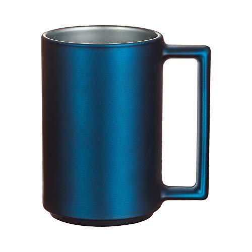 Luminarc AMENO Tazza, Vetro temperato, Blu Petrolio