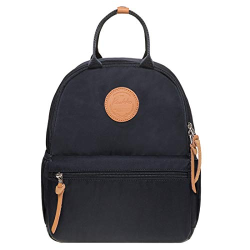 KAUKKO Damen Rucksack Studenten Backpack Laptop College Schulrucksack Reiseeucksack, 24 * 11 * 31CM, 8.2 L