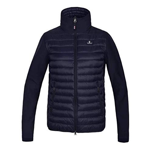 Kingsland Jacket Hybrid Uni in Size: L.- Blue-L