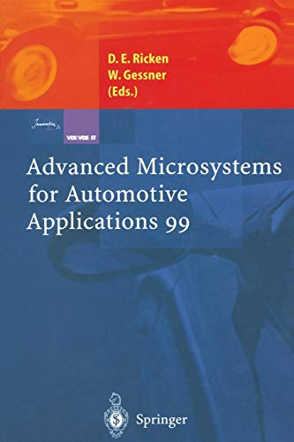 Advanced Microsystems for Automotive Applications 99
