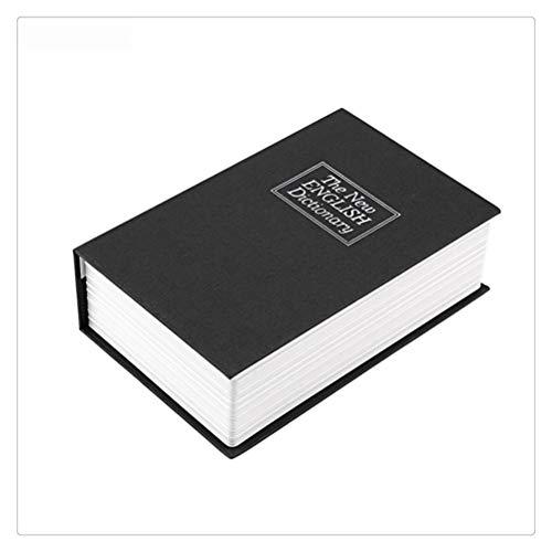 WNDRZ Diccionario Seguro Popular Libro Secreto Dinero Secreto Seguridad Oculta Bloqueo De Seguridad Dinero En Efectivo Moneda Almacenamiento De Joyas Contraseña Locker