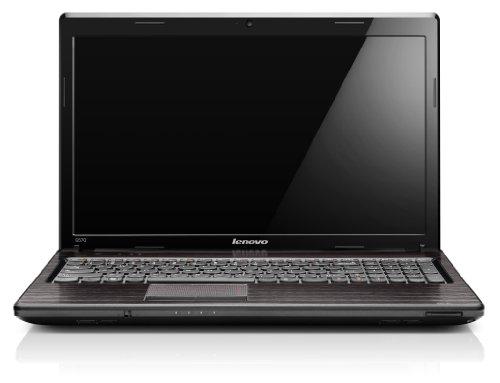 Lenovo G570 15.6-inch Laptop (Black) - (Intel Celeron B815 1.6GHz, 4GB RAM, 320GB HDD, DVDRW, LAN, WLAN, Webcam, Windows 7 Home Premium 64-bit)