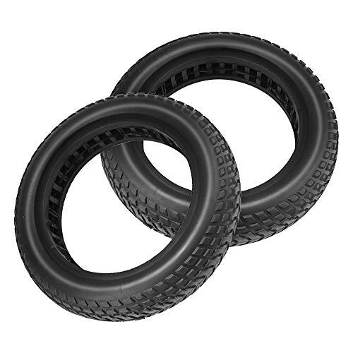 Houkiper Ruedas de Repuesto para Scooter eléctrico, Piezas de Repuesto de neumáticos de Tubo Externo a Prueba de Golpes no neumáticos de 8.5 Pulgadas, compatibles con Xiaomi M365