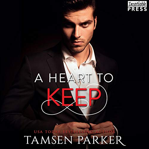 A Heart to Keep Audiobook By Tamsen Parker cover art