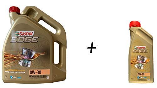castrol edge 0W30 -titanium fSTTM 1+5 Liter