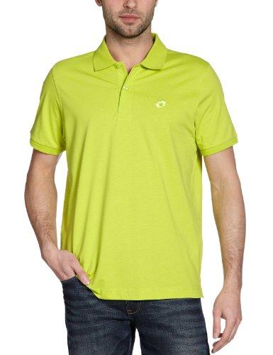 Lotto Sport Herren Polo Short Sleeve Smash JS, Mojito, S, N7211