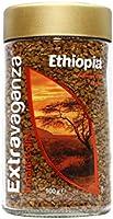 Extravaganza - Lot de 6 paquets de café instantané Ethiopia, 6x100g
