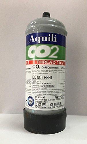 Aquili CO215B Bombola Co2 USA e Getta