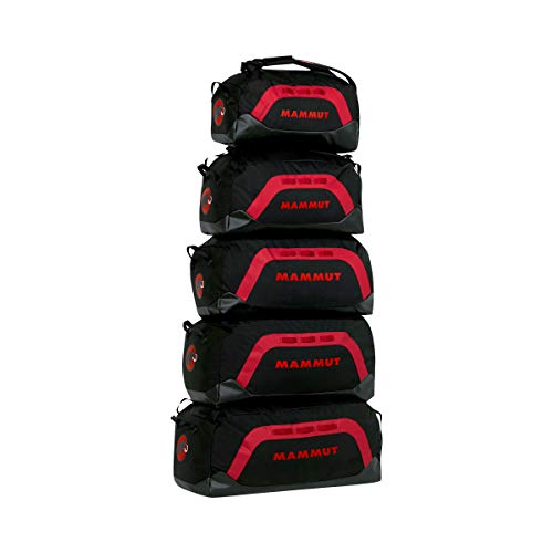 Mammut Uni Duffle Bag Tasche Cargon, schwarz, 140 L