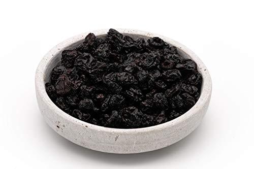 Getrocknete Bio Fairtrade Sauerkirschen – 1kg – Sonnengetrocknet, ungesüßt und ungeschwefelt – Aus Wildsammlung – Rohkost – Kirschen entsteint – Aus Usbekistan