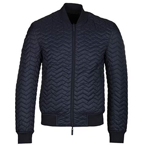 Preisvergleich Produktbild Emporio Armani Herren Winterjacke - blu Nero 50 EU