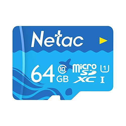 Docooler Netac 16/32/64/128 Go TF Carte Micro SD Classe 10 Haute Vitesse