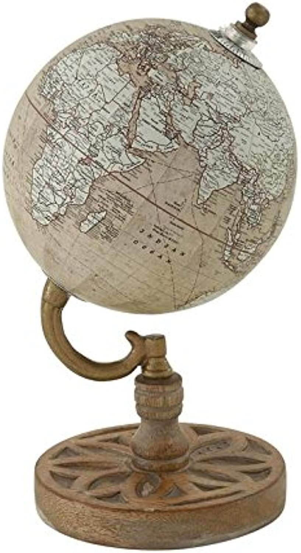 precio al por mayor Deco Deco Deco 7924977Madera Metal PVC Globe, 5 x 9   envío rápido en todo el mundo