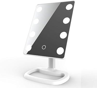 LPC Smart LED Lámpara de mesa Espejo de maquillaje Escritorio ...