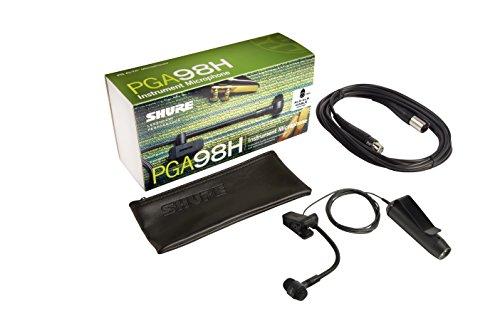 シュアー SHURE PGA98H-XLR ダイナミック型マイクロホン XLRケーブル4.6m付属) ワイヤレスマイク