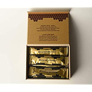 Golden Royal Honey for him 20g - 15 Satchets a Box