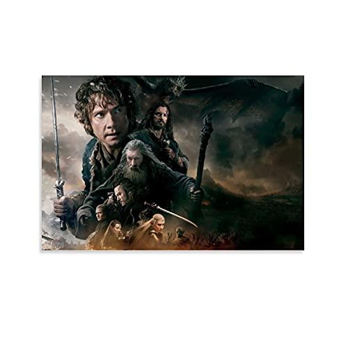 Póster decorativo de The Hobbit 2 de 60 x 90 cm