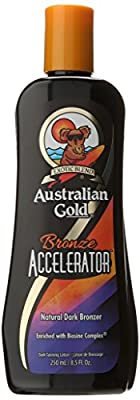 Acelerador Bronze Accelerator Natural