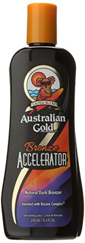 Acelerador Bronze Accelerator Natural Dark Bronzer 250ML