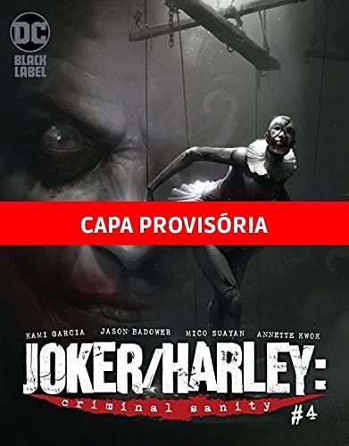 Coringa/arlequina: Sanidade Criminosa Vol. 2
