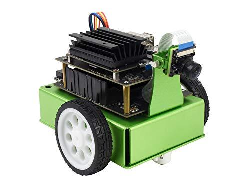 IBest JetBot 2GB AI Kit Accessories AI Smart Robot Car for NVIDIA Jetson Nano 2GB Developer Kit (Doesn'T Include 2GB Nano)