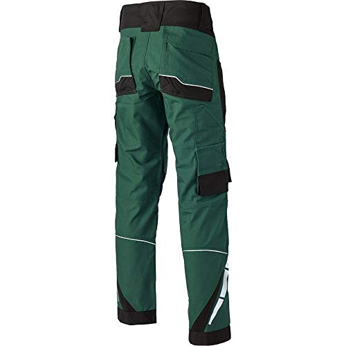 Dickies Hose / Pants / Shorts Pro Bundhosen Green/Black-25