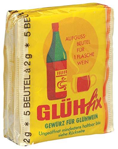 Teekanne - Glühfix Glühweingewürz - 5 x 2g