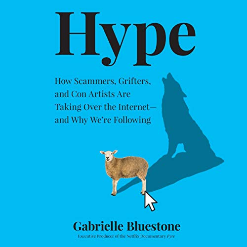 Hype Audiobook By Gabrielle Bluestone cover art