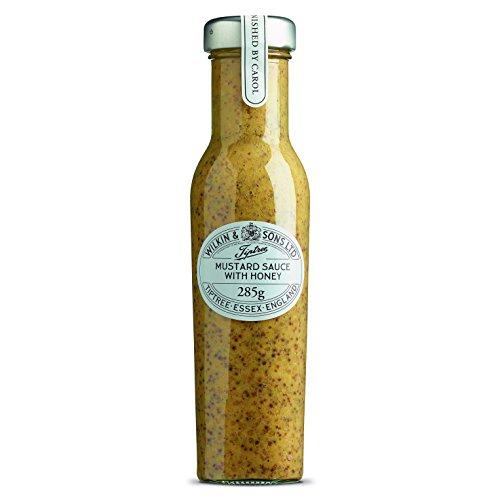 Salsa de mostaza con miel 285gr. Tiptree