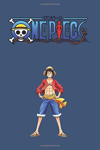 One piece: Journals Notebook Anime One piece : luffy zoro