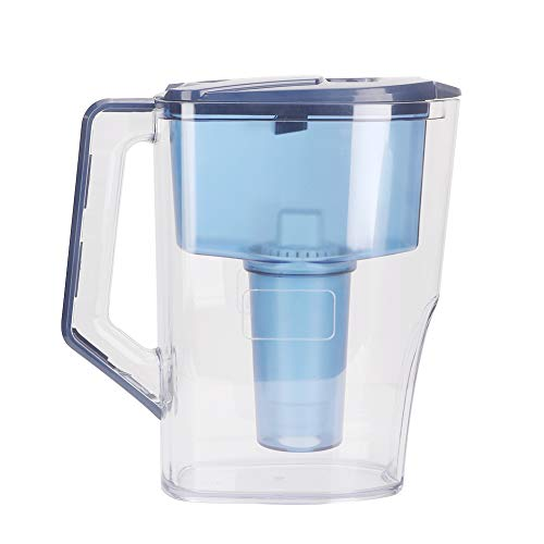 Filtro de Agua, Jarra de Agua, 9,96 * 9,25 * 3,94 Pulgadas para Cocina casera