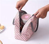ZGQA-GQA ピクニックバッグは、アルミ箔断熱ランチボックスバッグ男性と女子学生の防水アンチオイル手を肥厚しました