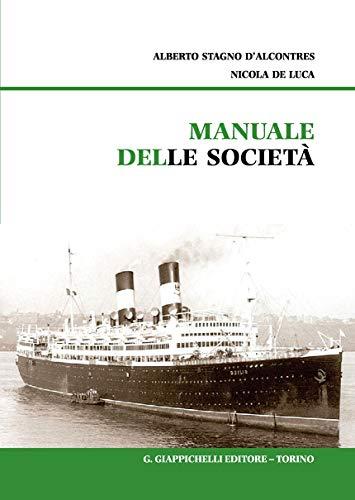 Manuale delle società