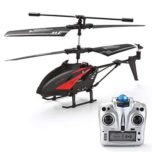 GoStock Helicóptero teledirigido Juguetes...