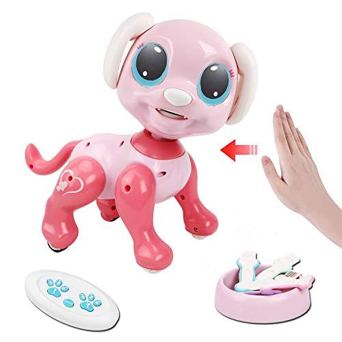 Tuptoel Girls Toys, Girl Robot Toys Robots for Kids Interactive Intelligent Walking...
