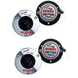 "Best Tweeters For Car Audios - 4) Audiopipe ATR-3721 3.75"" 350W Titanium Pro Car Review"