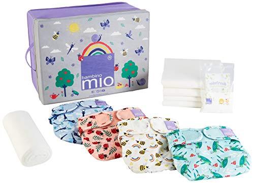 Bambino Mio, miosoft geburt bis töpfchen set, des käfer\'s leben, mehrfarbig, 3400 g