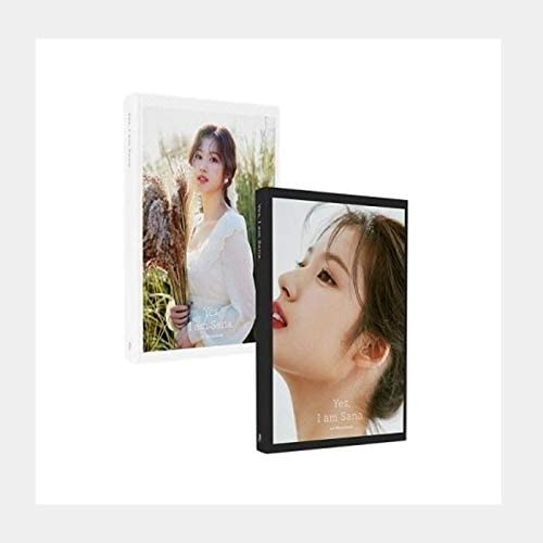 Twice Sana Yes I Cheap SALE Start Am 1st PhotoBook Same day shipping Random Version 254p Phot