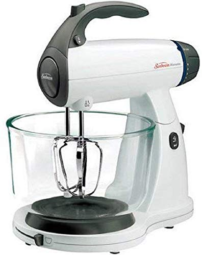 Sunbeam Mixmaster 12-Speed Stand Mixer, FPSBSMGLW
